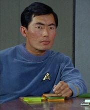 Hikaru Sulu, 2265