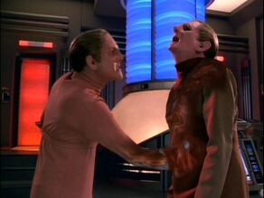 Krajensky and Odo