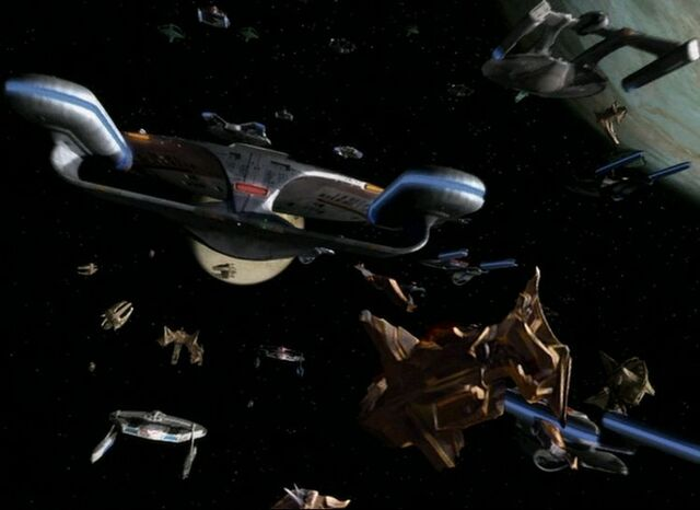 an analysis of space travel and science fiction in star trek the next generation Opposite approaches to light-speed travel in science fiction: next generation, deep space nine the series star trek: the next generation.
