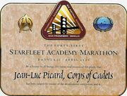 Starfleet academy marathon