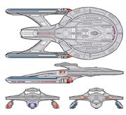Luna class starship specs