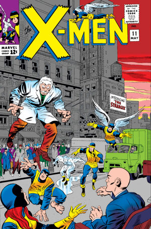 X-Men Vol 1 11