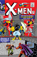 X-Men Vol 1 20