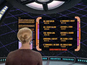 Voyager casualty list