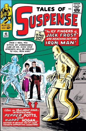 Tales of Suspense Vol 1 45