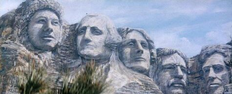 Mount Rushmore 2287