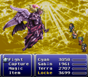 Final Fantasy VI Final Kefka
