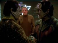 Tain and garak