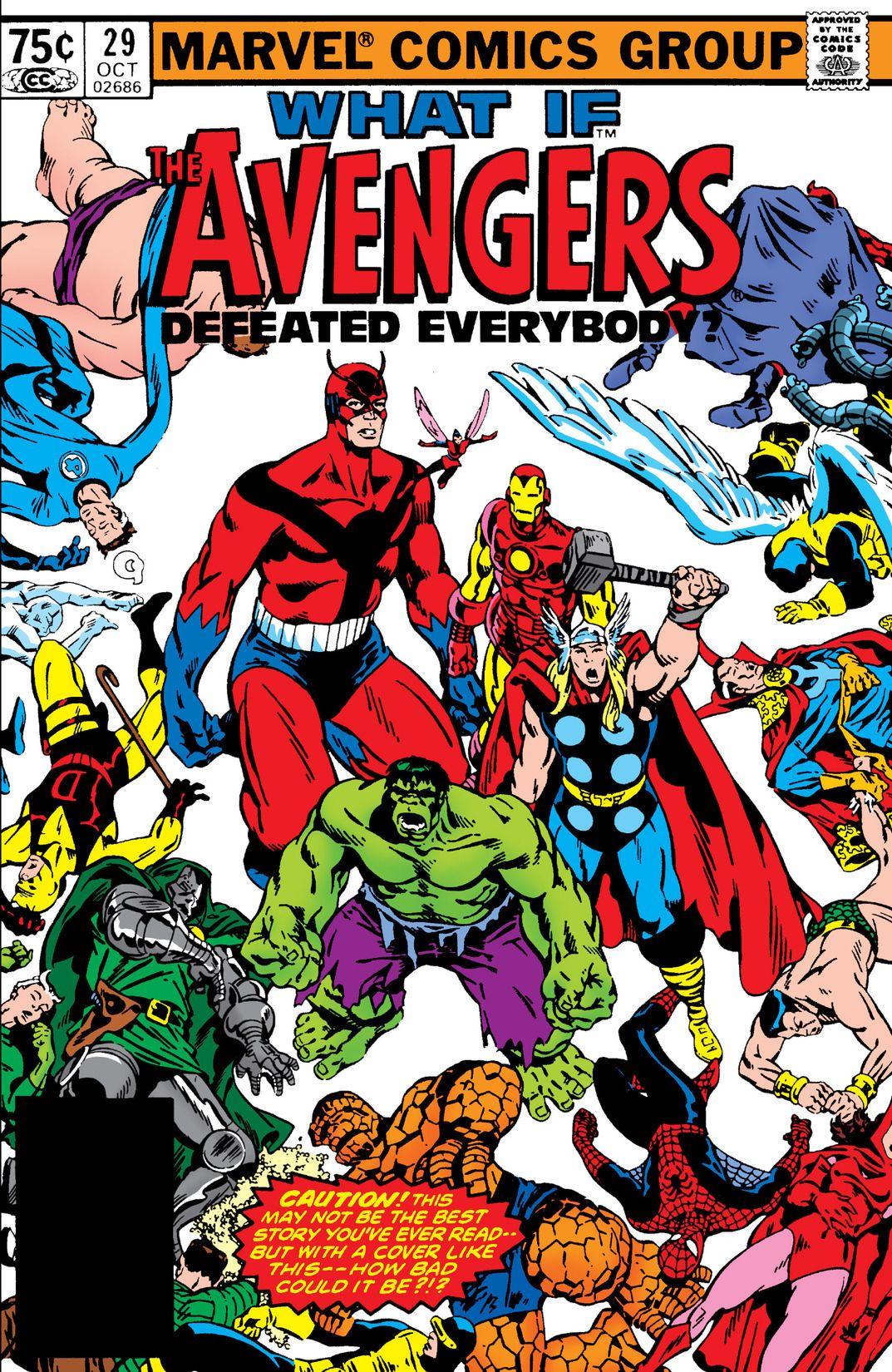 what if vol 1 29 marvel comics database