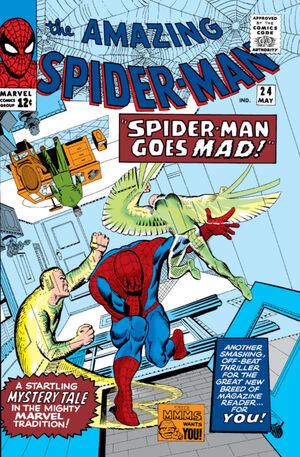 Amazing Spider-Man Vol 1 24