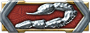 V badge BlackScorpionBadge