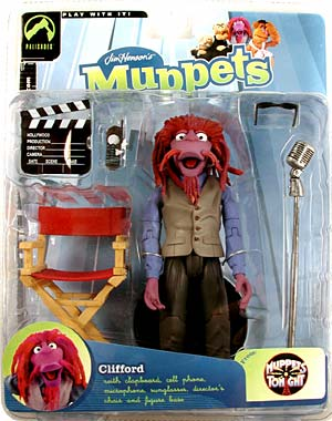 Clifford action figure