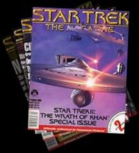 Star trek the magazine