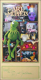 Poster.artofthemuppets