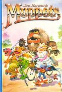 Muppet annuals