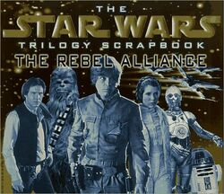 Rebel Alliance Scrapbook