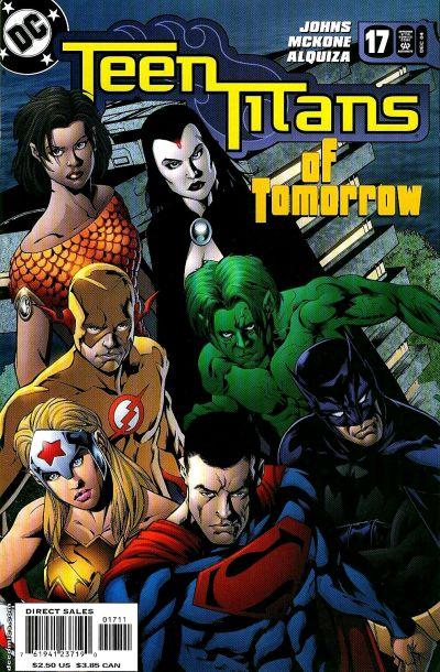 Teen Titans Vol 3 #17
