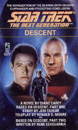 Descent novel