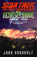 The Genesis Wave, Book Two cover