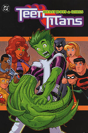 Cover for Teen Titans (Collections) #3