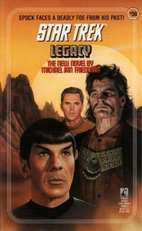 Legacy novel