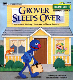 Book.groversleepsover