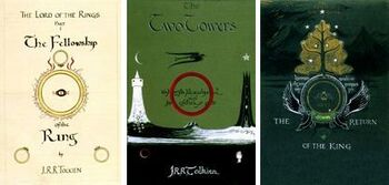 Jrrt lotr cover design