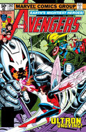 Avengers Vol 1 202