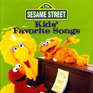Kids&#39; Favorite Songs (CD)