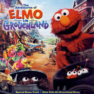 Elmo In Grouchland (CD)