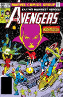 Avengers Vol 1 219