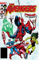 Avengers Vol 1 236