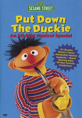 Put down the duckie