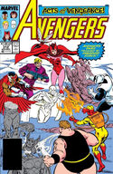 Avengers Vol 1 312