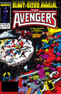 Avengers Annual Vol 1 16