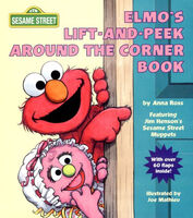 Elmo's Lift-and-Peek Around the Corner Book