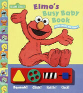 Elmo&#39;s Busy Baby Book