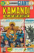 Kamandi 32