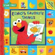 Elmo&#39;s Favorite Things