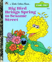 Big Bird Brings Spring to Sesame Street