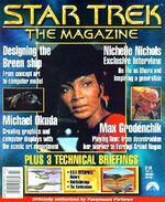 Star Trek The Magazine volume 1 issue 7 cover