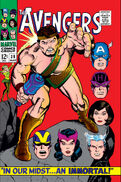 Avengers Vol 1 38