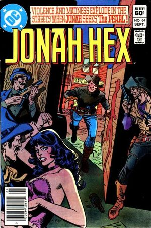 Cover for Jonah Hex #64