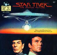 Star Trek - The Motion Picture (Buena Vista Records)