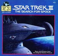Star Trek III - The Search for Spock (Buena Vista Records)