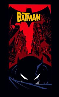 Batman animated series 2004