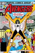 Avengers Vol 1 227
