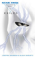 Exiles (Vulcan&#39;s Soul novel) cover