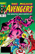 Avengers Vol 1 244