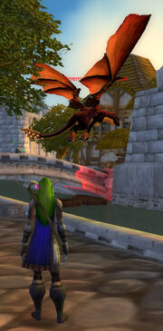 Teremus in Stormwind